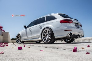Audi Allroad Vossen Wallpaper (1)