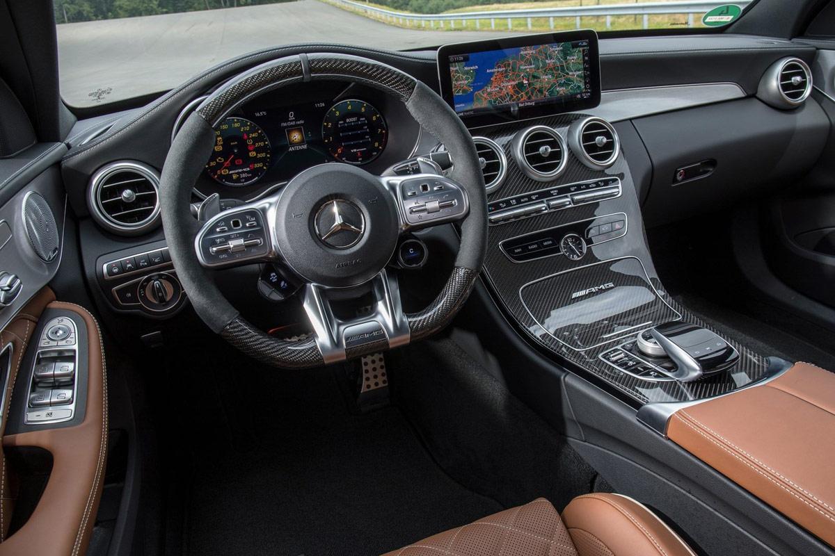 Mercedes C63 Amg Modelljahr 2019