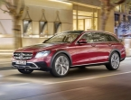 Mercedes E-Klasse All Terrain 2016