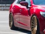 Mazda6 Kombi von Vossen Wheels
